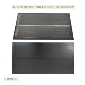 Capotage Additionnel Gris Anthracite Aluminium pour coffre Condor & Colibri
