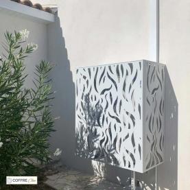 Coffre Clim Colibri taille XL - Cache climatiseur aluminium