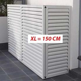 CONDOR cache clim XL - Grande dimensions - Groupes extérieurs double ventilateurs